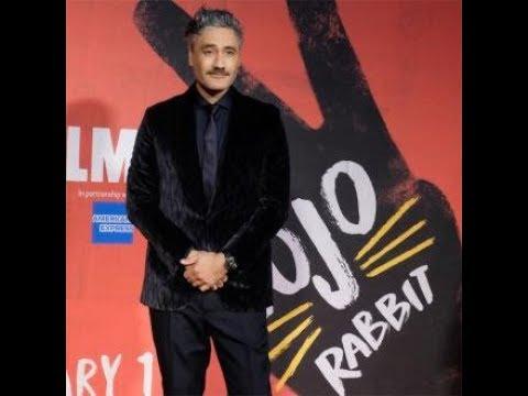 ✅  Taika Waititi says Oscar nominations vindicate Jojo Rabbit