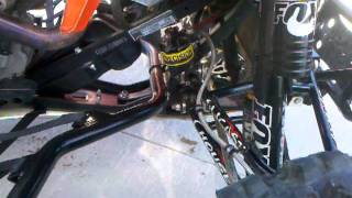 10. 2009 can am ds450 set up for woods for sale