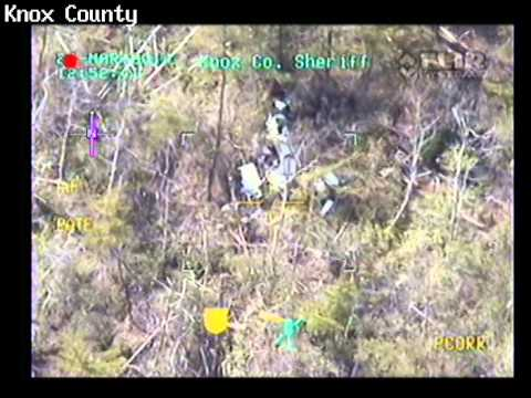 Jim Maroney crash video