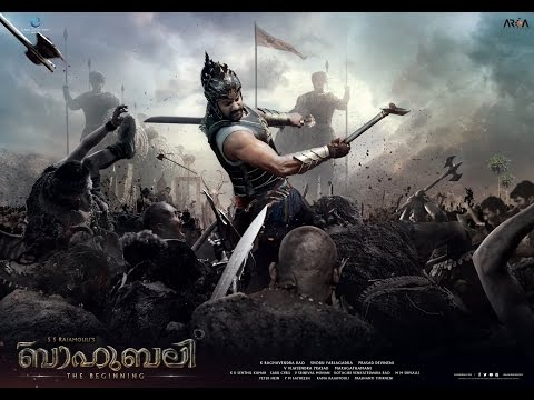 Making Of The Worlds Largest Poster - Baahubali Audio Launch Kochi
