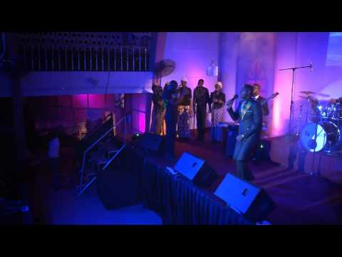 YAHWEH (live video) - Written and Arranged by Kofi Karikari - Faith