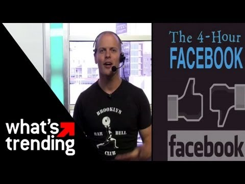 Learn How to Get Through Your Daily Facebook Activities in Just 4 Hours - Video