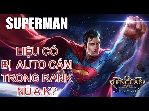 Thánh đẩy SUPERMAN liệu có còn bị cấm trong phiên bản Đại chiến clan khi bị giảm sức mạnh k? - Thời lượng: 14:05.