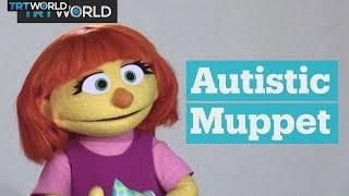 Meet Sesame Street's first autistic Muppet