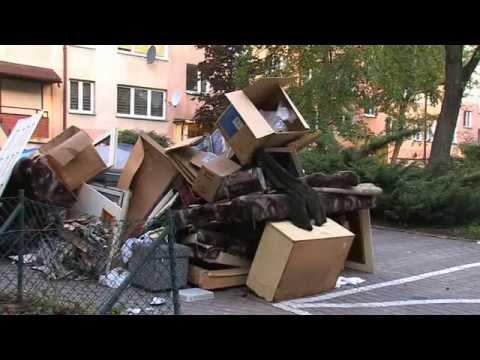 Zbiórka odpadów wielkogabarytowych. Centralny PSZOK
