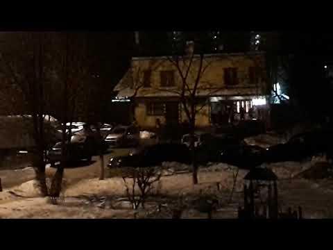 Ночь, улица, кафе, чучмеки...