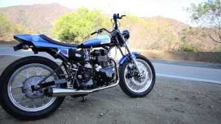 4. Bonneville Performance Triumph Street Tracker