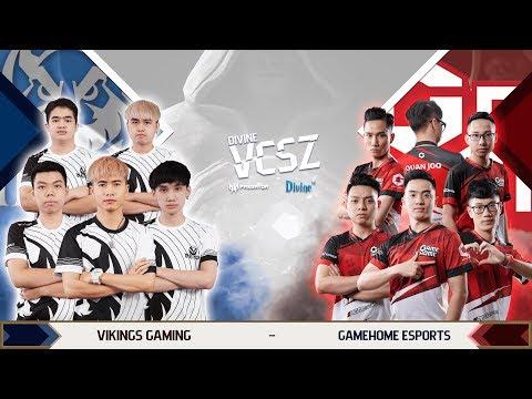 Divine VCSZ - BÁN KẾT 1 | Vikings Gaming vs GameHome Esports - Thời lượng: 2:59:22.