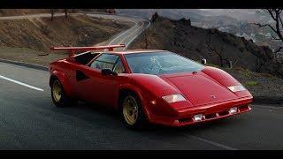 Matt's Lamborghini Countach 5000QV - Just the Noise by The Smoking Tire