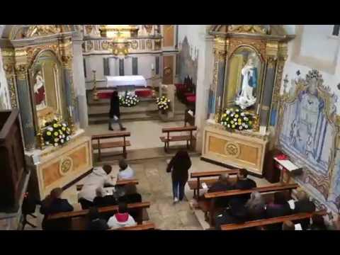 Missa Com oração de Cura de Janeiro 2017