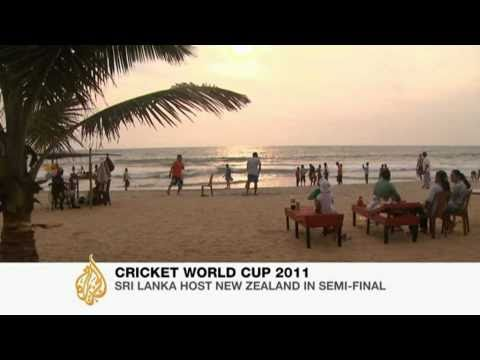 Life's a beach for Sri Lankan cricket