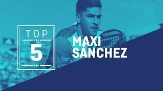 TOP 5 Puntazos de Maxi Sánchez en 2018