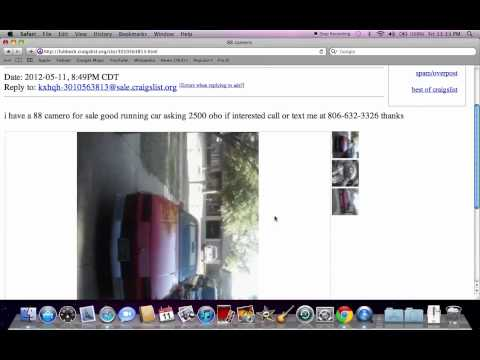 Craigslist Cars For Sale By Owner San Fernando Valley Ca