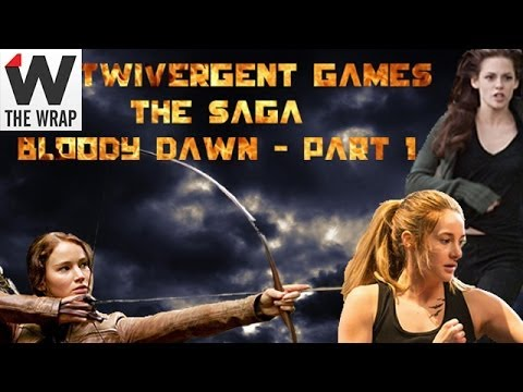 The Twivergent Games: The Saga: Bloody Dawn- Part 1