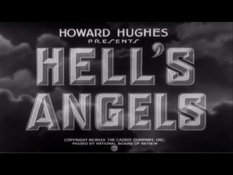 Hell's Angels - Loa ángeles del infierno - (1930) - Película Completa - Subtitulos en español