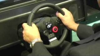 Logitech Driving Force GT Racing Wheel review for PC