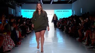 Kilas Balik Parade Model Plus Size di New York Fashion Week 2018