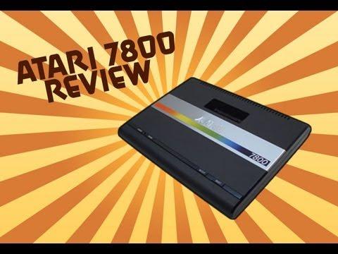 Atari 7800 Review