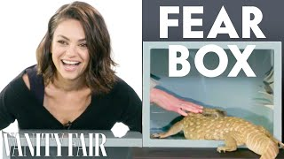 Video Mila Kunis, Kristen Bell, and Kathryn Hahn Touch a Millipede & Other Weird Stuff | Vanity Fair MP3, 3GP, MP4, WEBM, AVI, FLV Mei 2018
