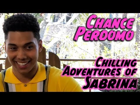 Dp/30 Emmy Watch: Chance Perdomo, Chilling Adventures Of Sabrina