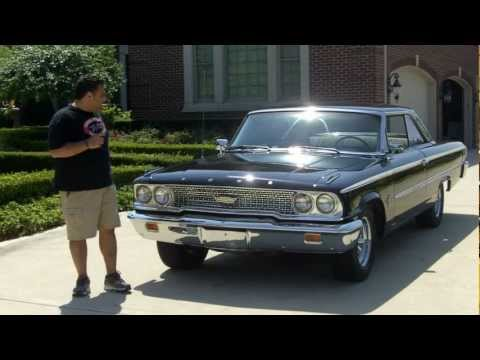 1963 ford galaxie fastback classic muscle car for sale in for Vanguard motors for sale