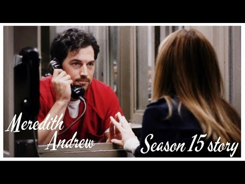 Meredith & Andrew // Their story (season 15)