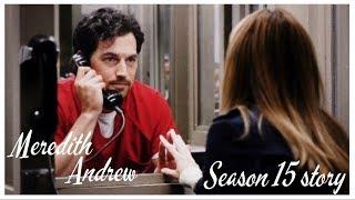 Video Meredith & Andrew // Their story (season 15) MP3, 3GP, MP4, WEBM, AVI, FLV Juni 2019
