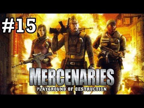"Mercenaries: Playground of Destruction - Part 15 - ""Ace of Diamonds"" General Chin Chang"