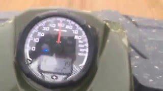 9. 2016 Polaris 450 Top Speed