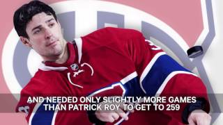 Price passes Dryden for 3rd-most wins in Canadiens history by Sportsnet Canada
