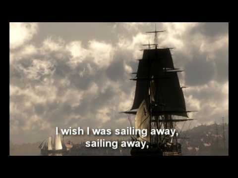 Sailing Away - Chris De Burgh (Lyrics)