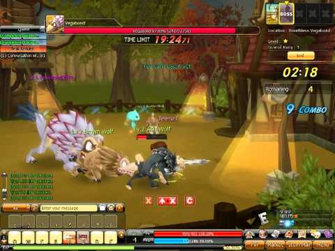 Dragon Saga (Dragonica) Online Warrior Gameplay – First Look HD Video