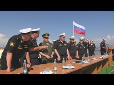 «Στο κόκκινο» οι σχέσεις Μόσχας- Κιέβου: Ασκήσεις του Ρωσικού Στόλου στη Σεβαστούπολη