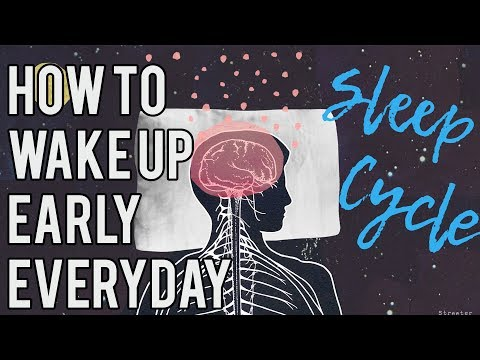 Pay Attention To Your Sleep Cycle To Always Wake Up Early