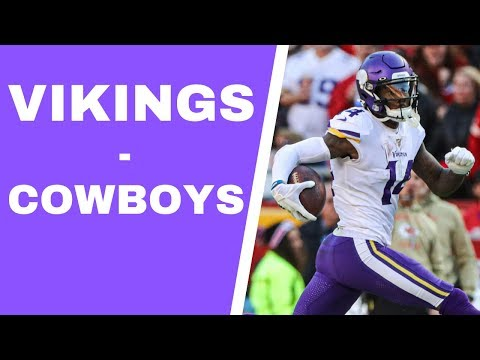 Vikings-Cowboys preview: How does Minnesota stack up with the Dallas Cowboys? [Purple Daily]