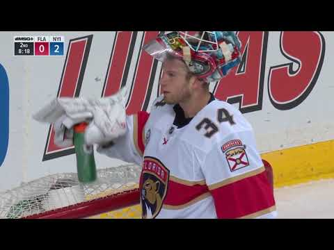 Video: Florida Panthers vs New York Islanders | NHL | OCT-24-2018 | 19:00 EST