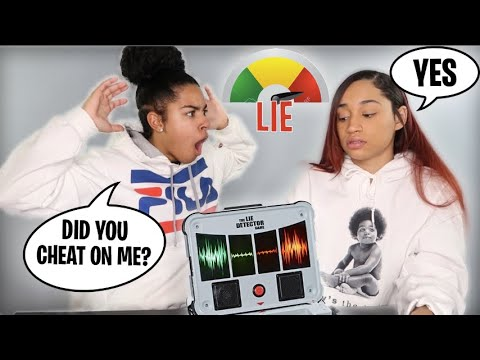 COUPLES LIE DETECTOR TEST!! (SHE WANTS HER EX BACK!!)