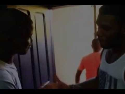 VIDEO: Burna Boy & Knowledge Kick Freestyles