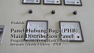 Video Pelaksanaan Praktek Panel Hubung Bagi (PHB) MP3, 3GP, MP4, WEBM, AVI, FLV Juli 2018