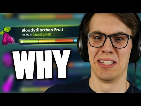 WTF? BLOODY DIARRHEA FRUIT!? - The Universim