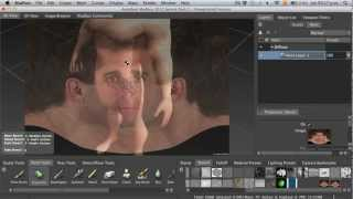 Mudbox 2012- Antes De Empezar A Texturizar Y Pintar