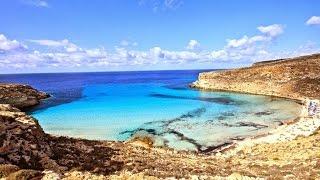 Lampedusa Italy  City pictures : Rabitt beach, Spiaggia dei conigli - Lampedusa Italy