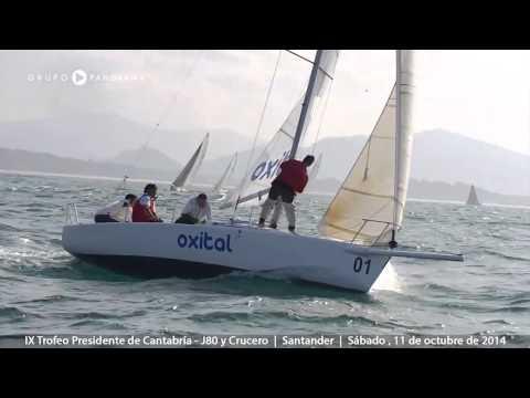 RCMSantander-IX Trofeo Presidente de Cantabria J80/Crucero, Sábado