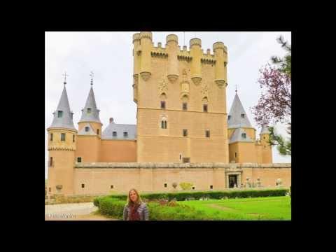 El Alcazar Segovia, Spain