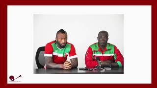 AKA KOUAME et ZADI HORTALIN face à la presse le 27 Septembre 2017