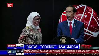 Video Proses Sekuritisasi Lama, Jokowi Minta Dirut Jasa Marga Blak-blakan MP3, 3GP, MP4, WEBM, AVI, FLV Agustus 2018