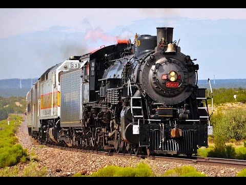 Grand Canyon Steam Powered Locomotive