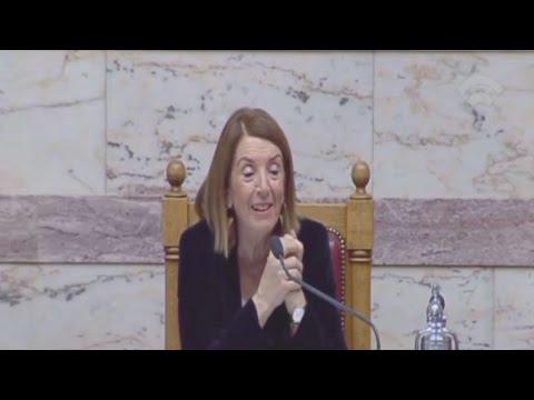 Η Βουλή τιμά την Παγκόσμια ημέρα της Γυναίκας