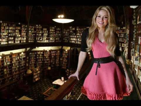 Tekst piosenki Shakira - Mariposas po polsku