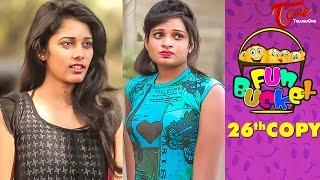 Video Fun Bucket | 26th Copy | Funny Videos | by Harsha Annavarapu MP3, 3GP, MP4, WEBM, AVI, FLV Agustus 2018